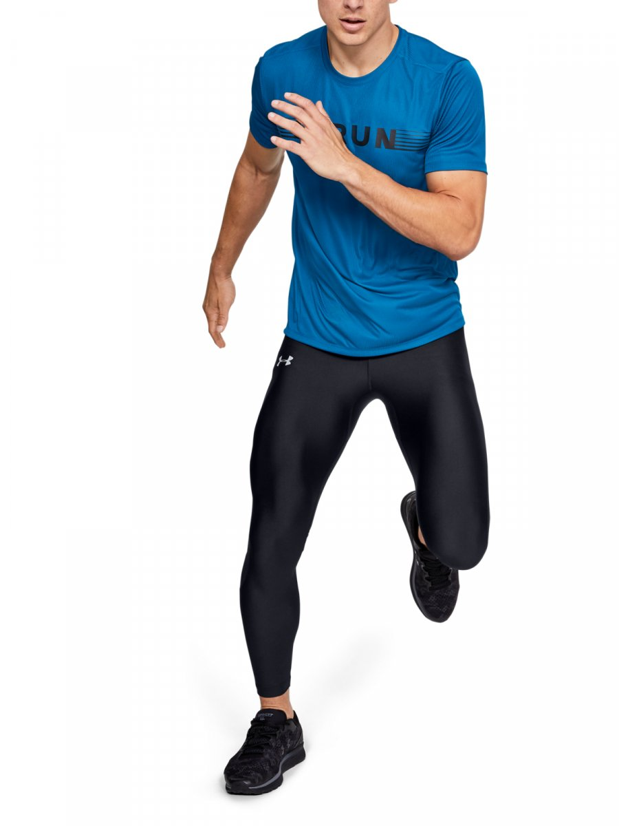 UNDER ARMOUR Męskie legginsy do biegania UNDER ARMOUR SPEED STRIDE TIGHT 2
