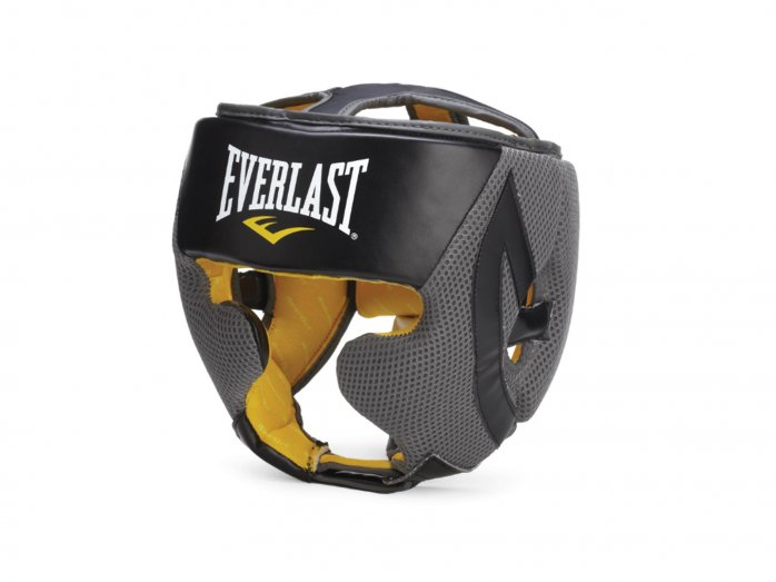 Everlast Kask bokserski EVERLAST  EVERCOOL HEADGEAR  czarny