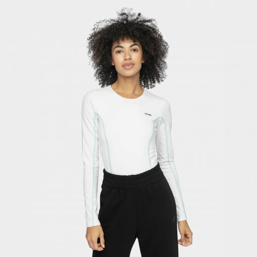 LOCAL HEROES Body LOCAL HEROES SPORTY WHITE BODYSUIT