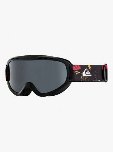 QUIKSILVER Gogle narciarskie QUIKSILVER FLAKE GOGGLE