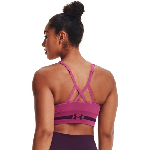Biustonosz sportowy UNDER ARMOUR UA Seamless Low Long Bra