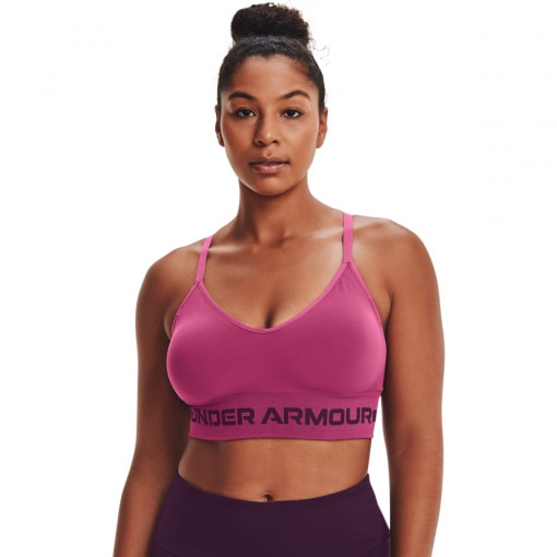 UNDER ARMOUR Biustonosz sportowy UNDER ARMOUR UA Seamless Low Long Bra