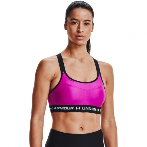 UNDER ARMOUR Biustonosz treningowy UNDER ARMOUR Armour High Crossback Bra
