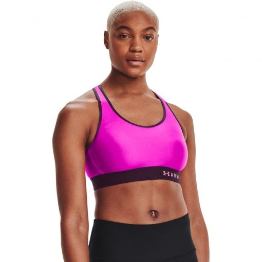 UNDER ARMOUR Biustonosz treningowy UNDER ARMOUR Armour Mid Keyhole Bra