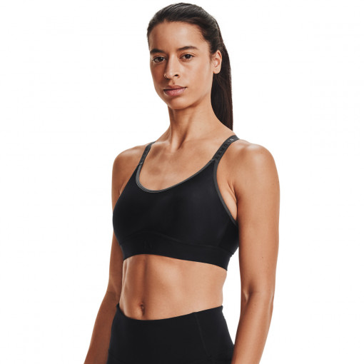 UNDER ARMOUR Biustonosz treningowy UNDER ARMOUR UA Infinity Mid Printed Bra