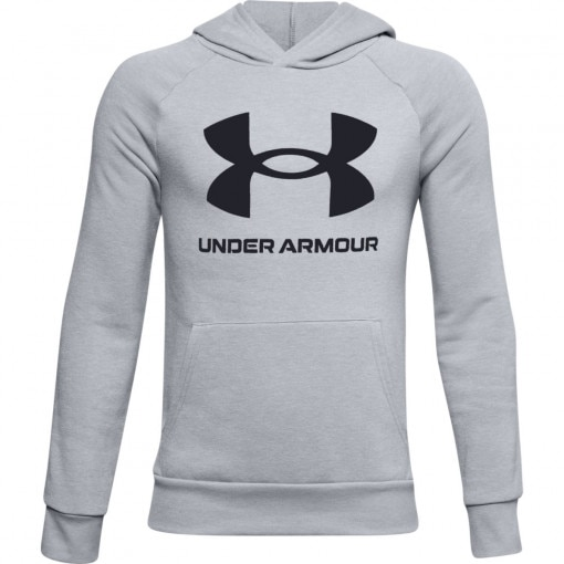 UNDER ARMOUR Chłopięca bluza treningowa UNDER ARMOUR RIVAL FLEECE HOODIE