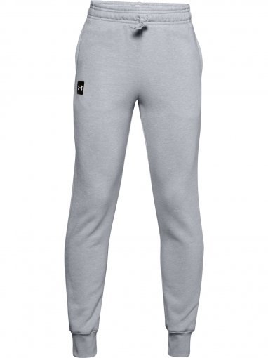 UNDER ARMOUR Chłopięce spodnie treningowe UNDER ARMOUR RIVAL FLEECE JOGGERS