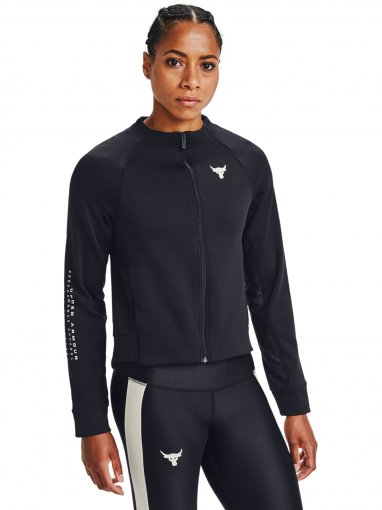 UNDER ARMOUR Damska bluza treningowa UNDER ARMOUR Project Rock FZ