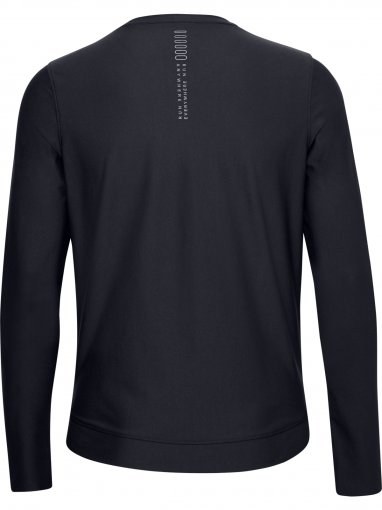 Damski longsleeve do biegania UNDER ARMOUR Run Anywhere Cropped LS