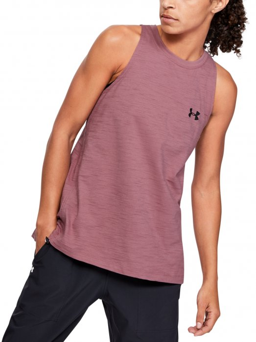 UNDER ARMOUR Damski top treningowy UNDER ARMOUR Charged Cotton SL Adjustable