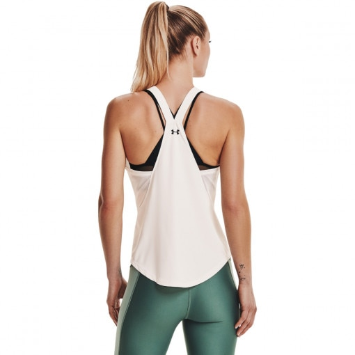 Damski top treningowy Under ARMOUR UA Prjct Rock HG Tank