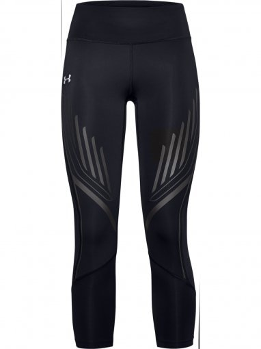 UNDER ARMOUR Damskie legginsy do biegania UNDER ARMOUR SP Graphic Ankle Crop