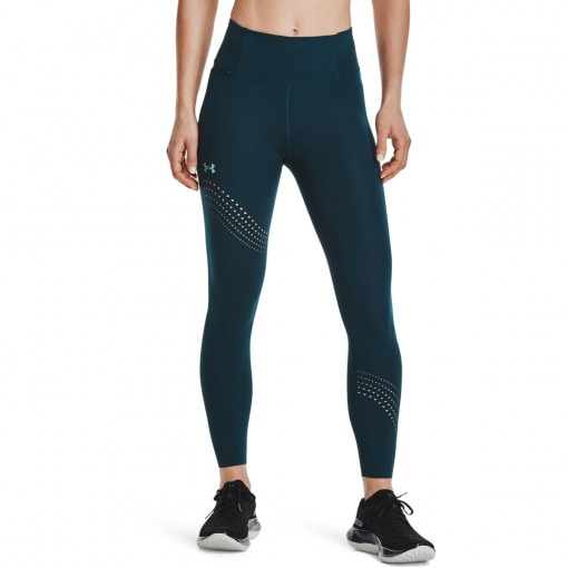 UNDER ARMOUR Damskie legginsy do biegania UNDER ARMOUR UA Speedpocket Perf 7/8 Tght