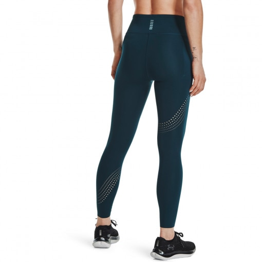 Damskie legginsy do biegania UNDER ARMOUR UA Speedpocket Perf 7/8 Tght