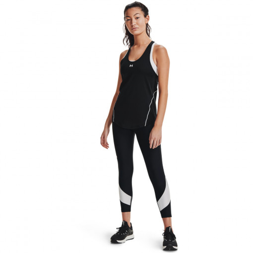 UNDER ARMOUR Damskie legginsy treningowe UNDER ARMOUR UA HG Armour Taped 7/8 LegNS