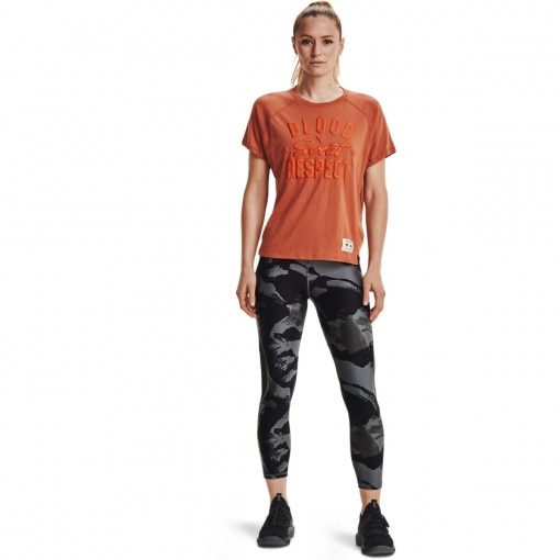 UNDER ARMOUR Damskie legginsy treningowe UNDER ARMOUR UA Prjct Rock 7/8 Legging P