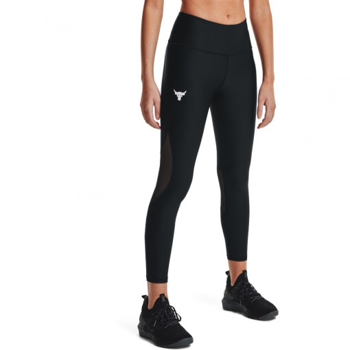 Damskie legginsy treningowe UNDER ARMOUR UA Prjct Rock HG 7/8 Legging