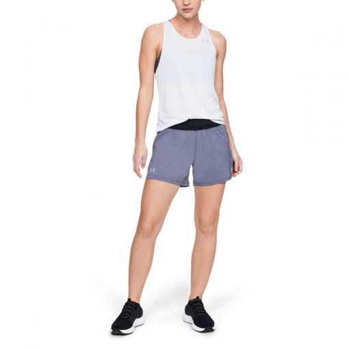 UNDER ARMOUR Damskie spodenki do biegania Launch SW 5'' Short