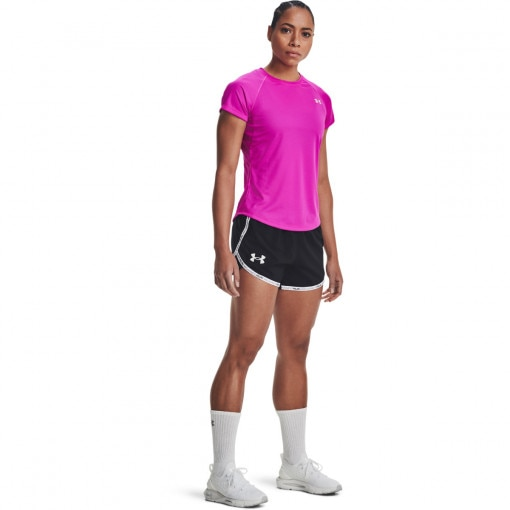 UNDER ARMOUR Damskie spodenki do biegania UNDER ARMOUR UA Fly By 2.0 Brand Short