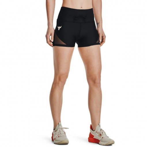 Damskie spodenki treningowe UNDER ARMOUR UA Prjct Rock DC Shorty