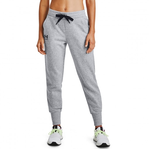Damskie spodnie treningowe UNDER ARMOUR Rival Fleece Joggers