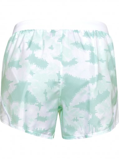 Damskie szorty do biegania UNDER ARMOUR Fly By 2.0 Printed Short