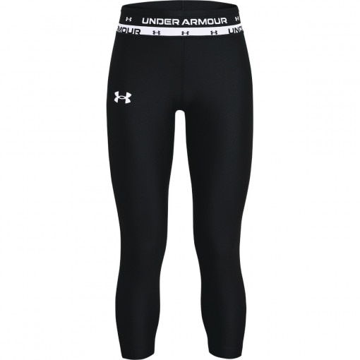 UNDER ARMOUR Dziewczęce legginsy treningowe UNDER ARMOUR HG Armour Crop