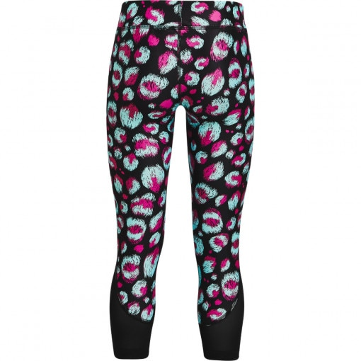 UNDER ARMOUR Dziewczęce legginsy treningowe UNDER ARMOUR HG Armour Printed Ankle Crop