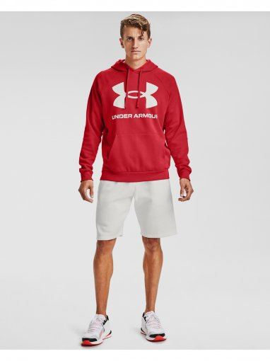 Męska bluza treningowa UNDER ARMOUR Rival Fleece Big Logo HD