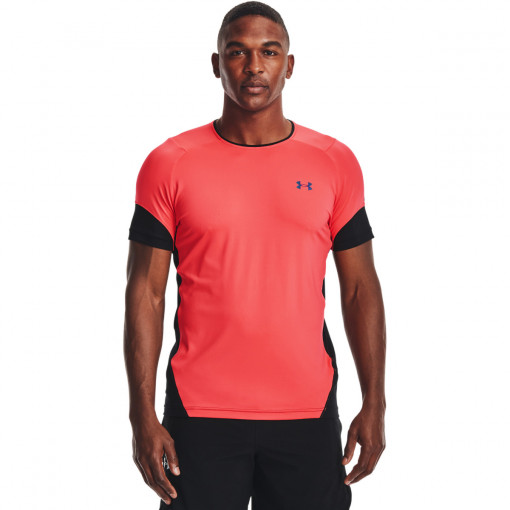 UNDER ARMOUR Męska koszulka treningowa UNDER ARMOUR HG Rush 2.0 SS