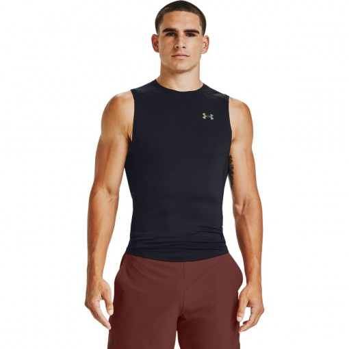 UNDER ARMOUR Męski top treningowy UNDER ARMOUR RUSH HG 2.0 Comp SL