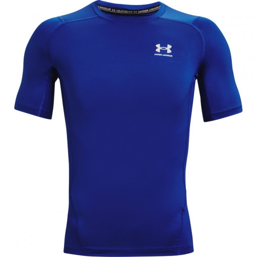 UNDER ARMOUR Męska koszulka treningowa UNDER ARMOUR UA HG Armour Comp SS