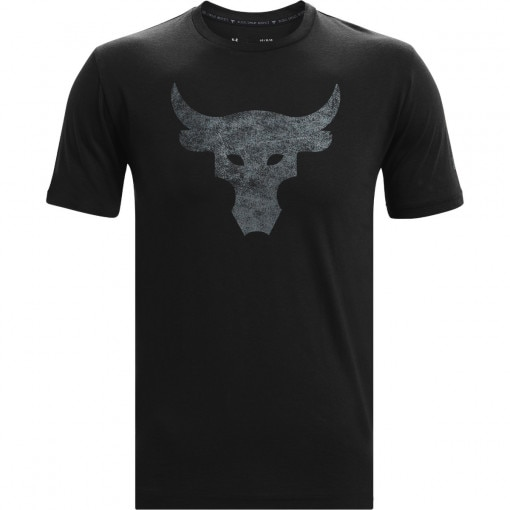 UNDER ARMOUR Męska koszulka treningowa Under ARMOUR UA Pjt Rock Brahma Bull SS
