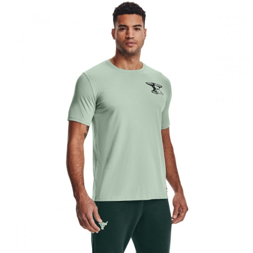 UNDER ARMOUR Męska koszulka treningowa Under ARMOUR UA Pjt Rock Wrecking Crew SS