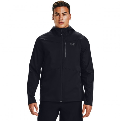 Męska kurtka treningowa UNDER ARMOUR Men's ColdGear® Infrared Shield Hooded Jacket