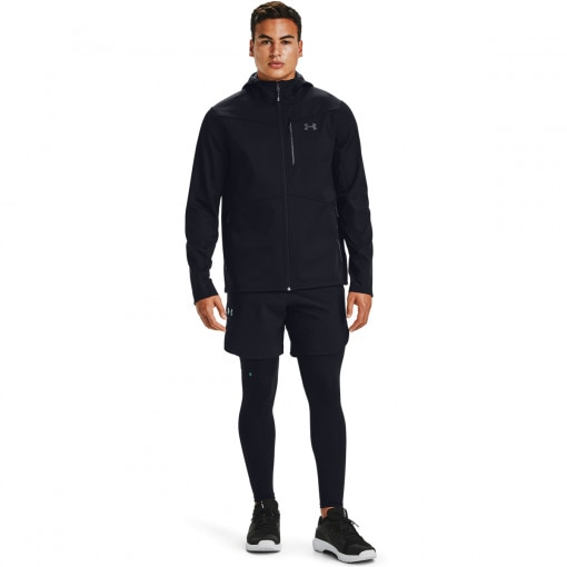 UNDER ARMOUR Męska kurtka treningowa UNDER ARMOUR Men's ColdGear® Infrared Shield Hooded Jacket