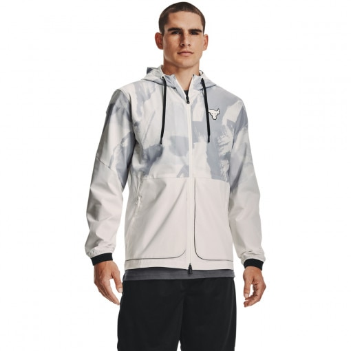 UNDER ARMOUR Męska kurtka treningowa UNDER ARMOUR UA Pjt Rock Legacy Wndbrkr