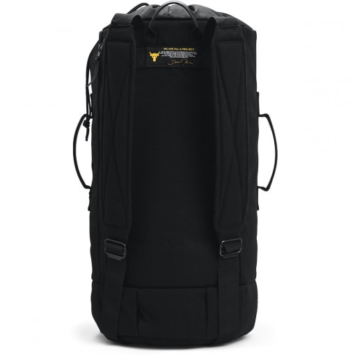 Męska torba treningowa UNDER ARMOUR Project Rock 60 Gym Bag