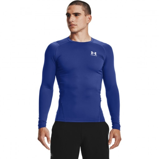 UNDER ARMOUR Męski longsleeve treningowy UNDER ARMOUR UA HG Armour Comp LS
