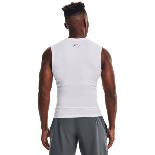 Męski longsleeve treningowy UNDER ARMOUR UA HG Armour Comp SL
