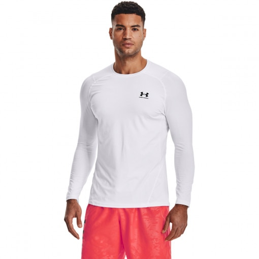 UNDER ARMOUR Męski longsleeve treningowy UNDER ARMOUR UA HG Armour Fitted LS