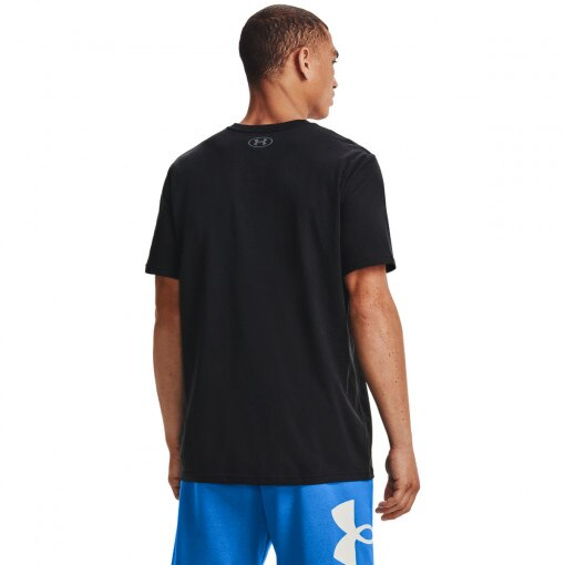 Męski t-shirt UNDER ARMOUR UA MULTI COLOR LOCKERTAG SS