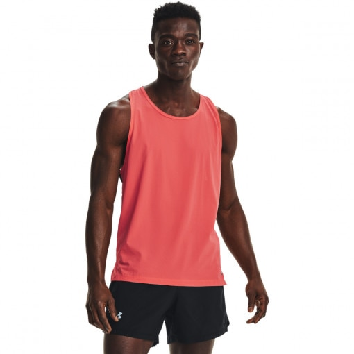 UNDER ARMOUR Męski top do biegania UNDER ARMOUR Run Anywhere Singlet