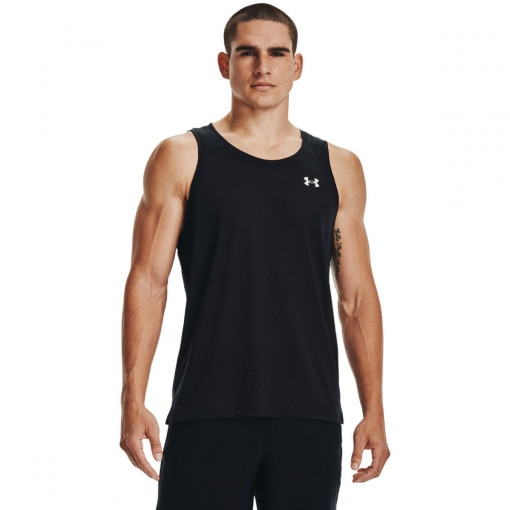 UNDER ARMOUR Męski top do biegania UNDER ARMOUR UA Streaker Singlet