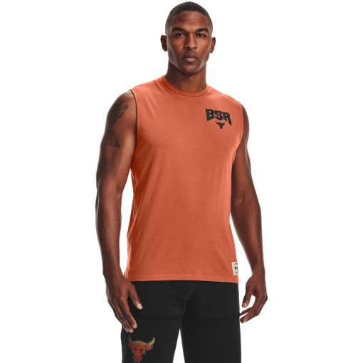 UNDER ARMOUR Męski top treningowy UNDER ARMOUR UA Pjt Rock Show Your BSR SL