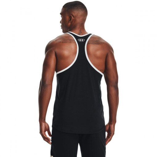 Męski top treningowy UNDER ARMOUR UA Project Rock Iron Tank