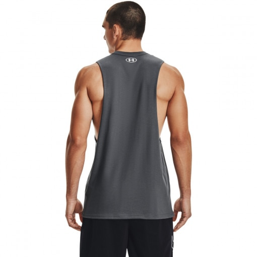 Męski top treningowy UNDER ARMOUR UA Project Rock Outwork Tank