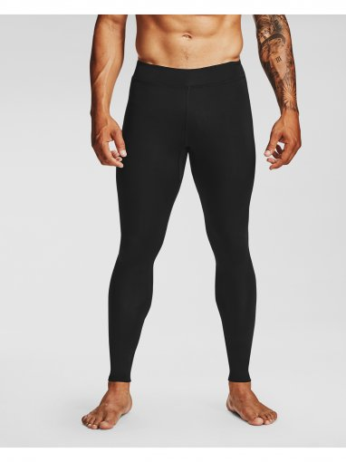 UNDER ARMOUR Męskie legginsy do biegania UNDER ARMOUR Q. IGNIGHT ColdGear Tight