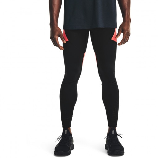 Męskie legginsy do biegania UNDER ARMOUR UA Speedpocket Tight