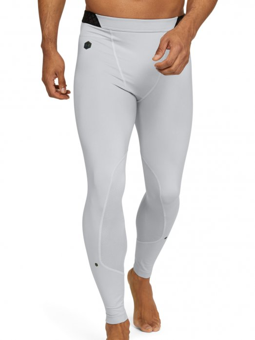 UNDER ARMOUR Męskie legginsy treningowe UNDER ARMOUR HG Rush Leggings